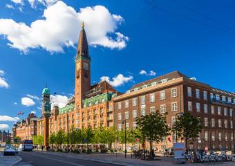 Scandic Palace Hotel in Copenhagen, Denmark