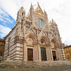 Siena Cathedral, Duomo di Siena, Italy