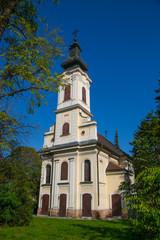 Quarantine Chapel of St. Roch Zemun