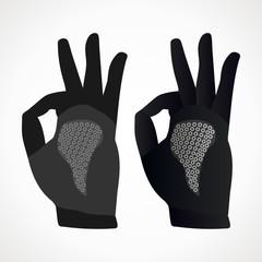 diving glove