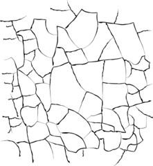 Cracks texture