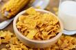 Milch Cornflakes