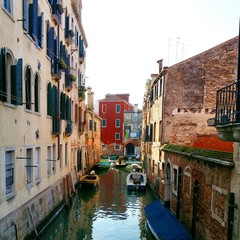 Ordinary day in Venice