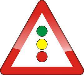 Verkehrszeichen, Lichtzeichenanlage