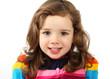 Kleines Mädchen im Porträt