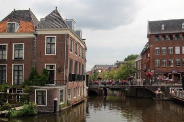 Channels in Amsterdam