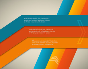 horizontal-page-brochure-cover-lines-background