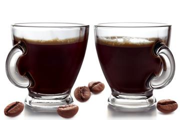 Due tazzine di caffè