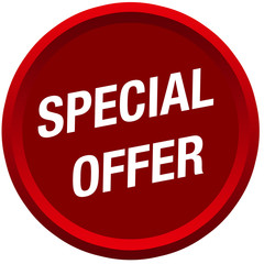 Special button Angebot