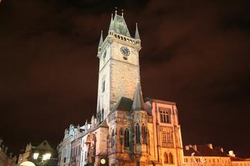 Tower Orloj in Prague
