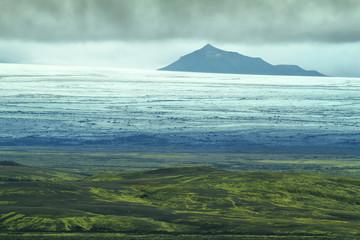 Volcanic landscape in Lakagigar