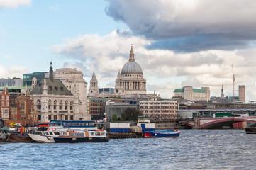 Beautiful cityscape of London