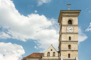 Saint Michael Catholic Cathedral in Alba Iulia