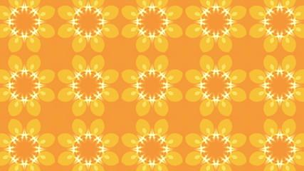 Kaleidoscope background.