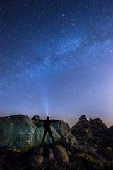 Bajo la Vía Láctea