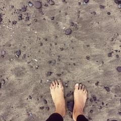 Piedi al mare