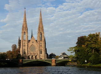 Kirche Saint Paul in Straßburg