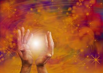 Supernatural Orb Energy