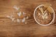 Vellutata di carciofi con pecorino