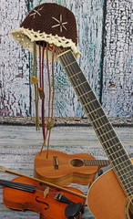 Country Music Instruments