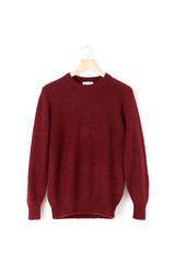 ニットのセーター