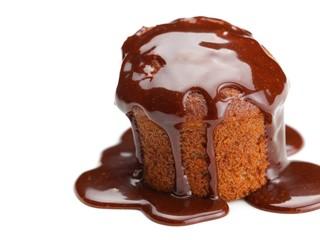 muffin chocolate dessert