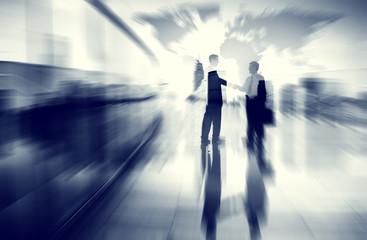 Business Ideas Coopration Decision Communication Concept