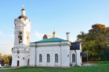 Церковь Георгия Победоносца, Коломенское, Москва