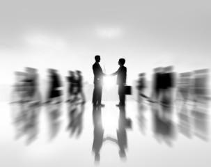 Business Concepts Ideas Coopration Decision Communication Concep