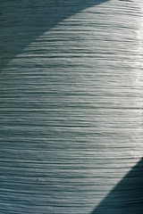 Abstract Plastic Background texture with sun light .