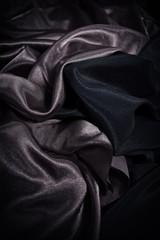 Soft velvet satin sheets