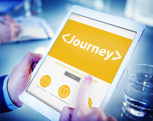 Journey Business Vacation Holiday Leisure Concept