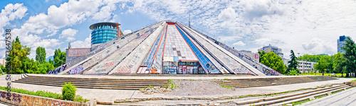Pyramid of Tirana, Albania - 73647538