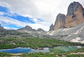 Three peaks national park