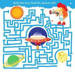 Funny labyrinth 1