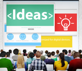 Ideas Thoughts Intelligence Knowledge Seminar Conference Learnin