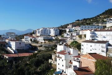 White town, Canillas de Aceituno © Arena Photo UK
