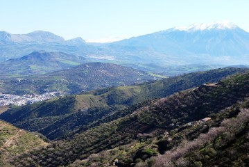 Sierra de Almijara, Colmenar © Arena Photo UK