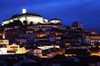 canvas print picture - Coimbra