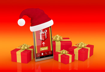 online Christmas gifts