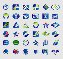 Biggest collection of vector logos