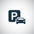 parking icon - 73651502