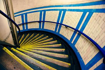Scala metropolitana, Londra