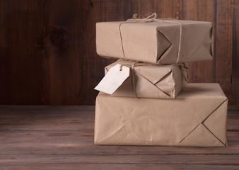 pile parcel