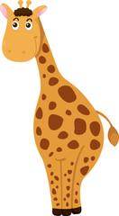 Illustrator of giraffe