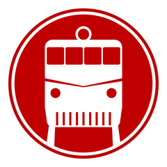 Locomotive button