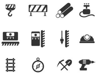 Symbols of building equipment