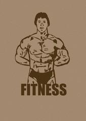 Fitness vintage