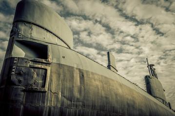 warfare submarine