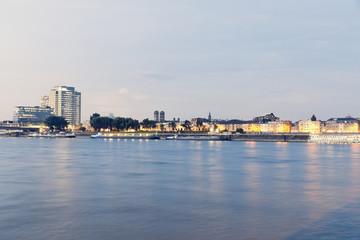 Deutschland, Köln, Rhein, Stadtteil Deutz